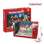 Imagen del producto THE CHRISTMAS COTTAGE - MAGIC BOX